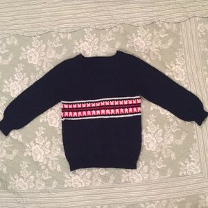 Vintage sweater.  Flawless, AMAZING.
